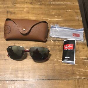 Unisex Ray ban sunglasses- brand new/ no tags